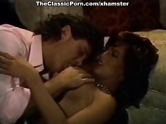 vintage porn movie scene with sexy retro hottie