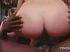summer rose - retro pornstar drilled hard