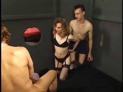 Black cock huge sucking white wife