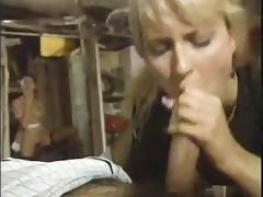 penelope the virgin maid...vintage clip scene f104