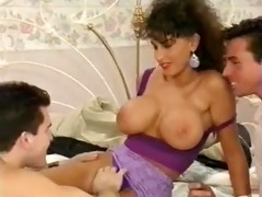 classic busty honey double penetration 5