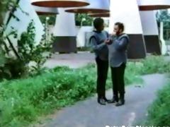 slutty retro sci fi babes