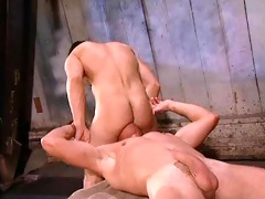 vintage couple fucking hard.