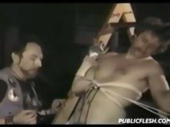 retro gay biker domination
