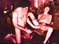 sally enjoyable suck - vintage anal loop