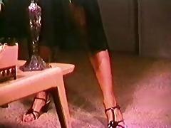 lawdy miss clawdy - vintage striptease heels