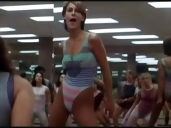 jamie lee curtis - flawless (slow motion)
